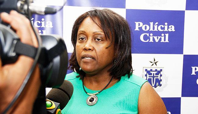Delegada informou que enviará inquérito ao MP ainda nesta sexta - Foto: Joá Souza/ AG. A TARDE