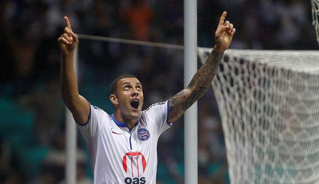 Fernandão é a esperança de gols do Bahia para superar a má fase - Foto: Eduardo Martins | Ag. A TARDE