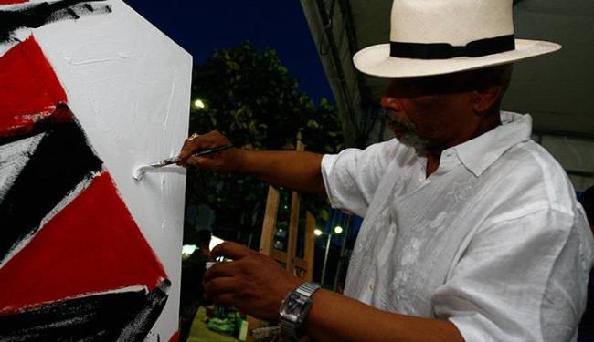 Artista plástico Emanuel Araújo quer evitar fechamento de museu - Foto: Manuela Cavadas | Ag. A TARDE - 27.02.2010