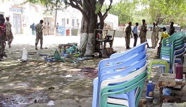 Ataque ocorreu em um restaurante de Mogadíscio - Foto: AP Photo