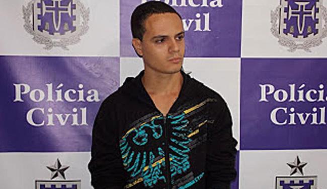 Pedófilo foi preso em Jacobina com imagens de meninas no computador - Foto: Divulgação !Ascom PC