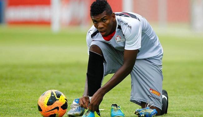 Volante sofreu lesão de grau 1 (menor intensidade) na coxa durante o empate com a Portuguesa - Foto: Eduardo Martins   Ag. A TARDE