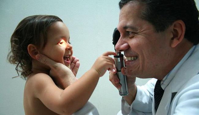 Exame será para crianças de 0 a 3 meses - Foto: Arquivo Pessoa | Dr. Urbano