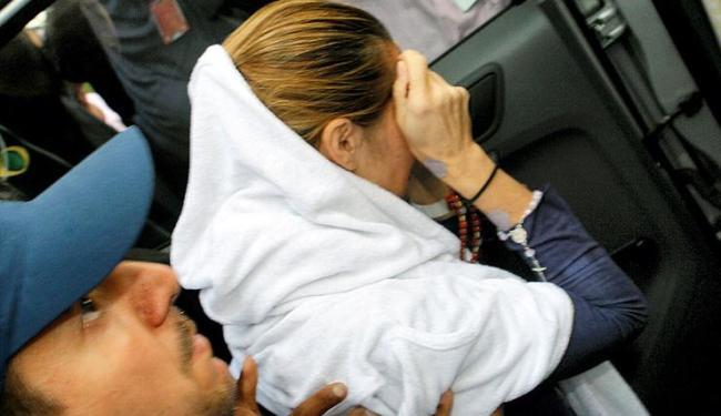 A oftalmologista Kátia Pereira foi para o presídio feminino no Complexo Penitenciário da Mata Escura - Foto: Marco Aurélio Martins | Ag. A Tarde