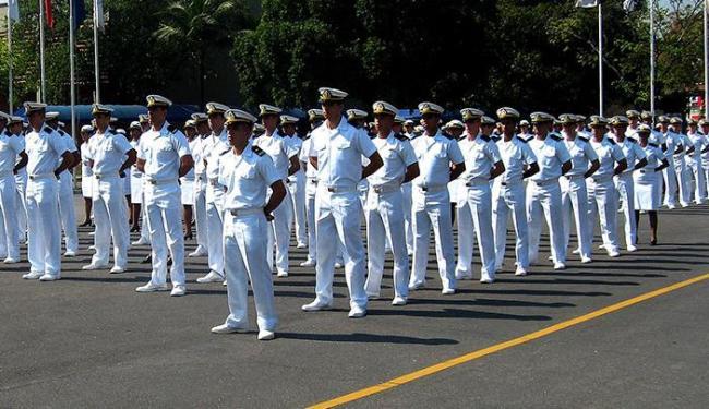 São 71 vagas, 48 em âmbito nacional e 23 divididas em seis regiões - Foto: Marinha/ Divulgação