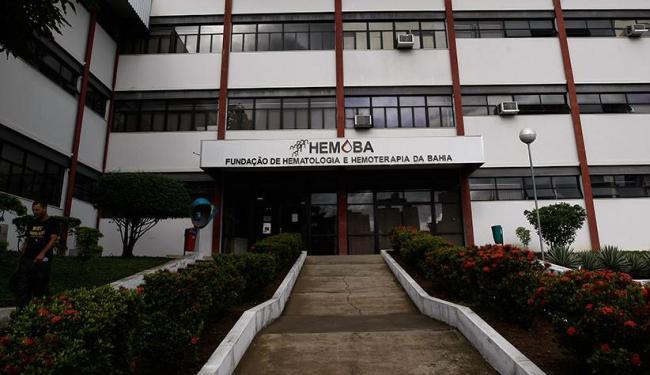Hemoba funcionará no sábado, 26 e domingo, 27 - Foto: Fernando Vivas | Ag. A TARDE