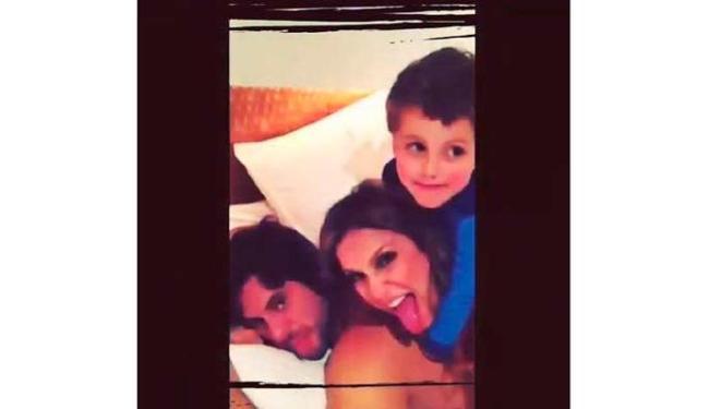 Claudia Leitte se declarou para o marido no Instagram - Foto: Reprodução | Instagram