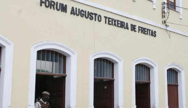 Fórum de Cachoeira, cidade onde houve ato público esta semana por mais juízes - Foto: Diego Mascarenhas / AG. A TARDE