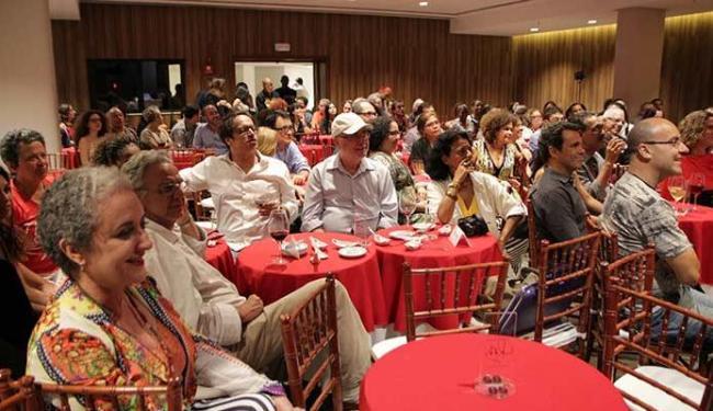 Artistas foram à inauguração do Café Teatro Rubi - Foto: Paulo Souza | Divulgação