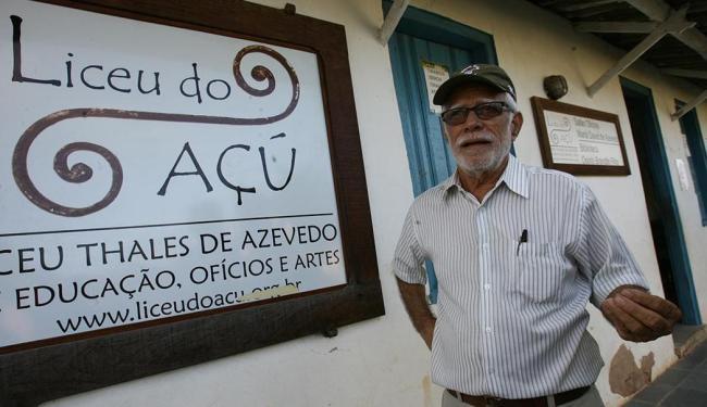 Cerca de mil crianças fizeram curso na instituição com o nome do Escritor Thales de Azevedo - Foto: Margarida Neide   Ag. A TARDE