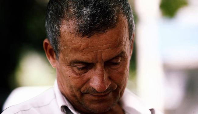 Jorge Dias, pai de Jocimar - Foto: Luiz Tito | Ag. A TARDE