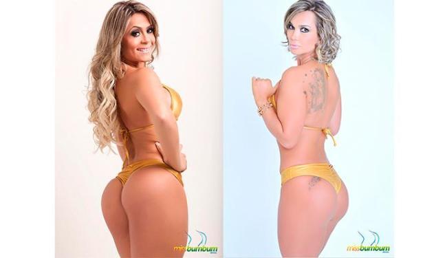 Mari Sousa e Eliana Amaral já levaram o primeiro e o segundo lugar no concurso, segundo candidatas - Foto: Divulgação
