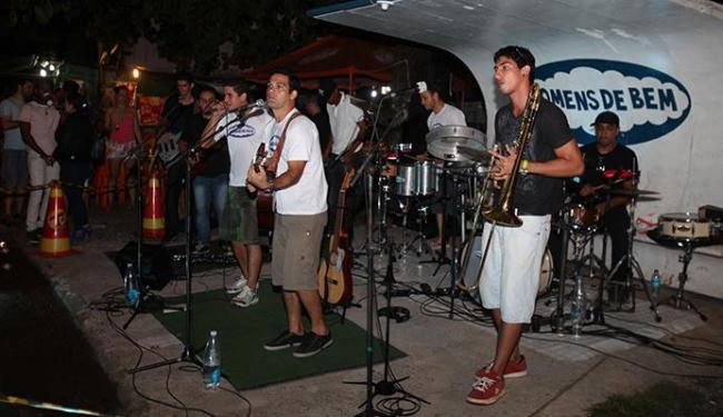 Banda se apresenta quinzenalmente, aos domingos, gratuitamente - Foto: Edilson Lima | Ag. A TARDE