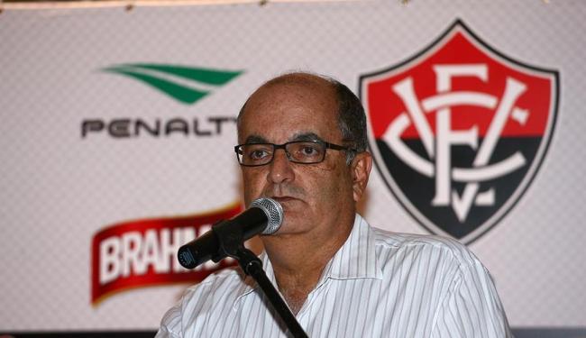 Decisão foi expedida no dia 3 de outubro, mas o presidente Alexi Portela deveria ser citado na ação - Foto: Fernando Amorim | Ag. A TARDE