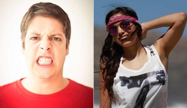 Colunista diz que Porchat e Anitta estão se conhecendo melhor - Foto: Divulgação