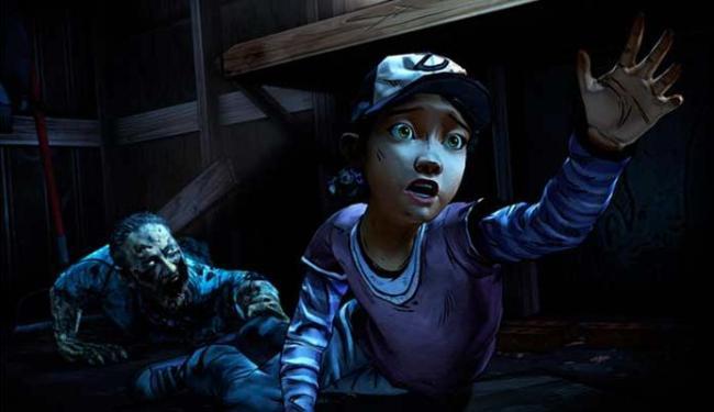 Clementine continua em busca dos pais na segunda temporada do game - Foto: Divulgação
