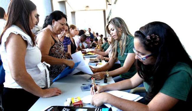 Contribuinte pode fazer pagamento do IPVA em um dos postos da SEFAZ - Foto: Lúcio Távora | Agência A TARDE