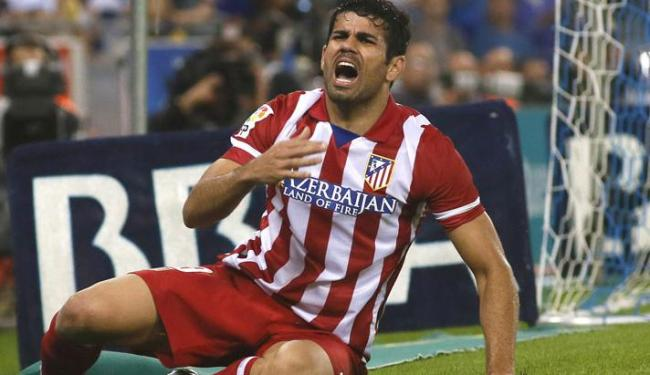 Atacante brasileiro diz que escolheu jogar na Espanha