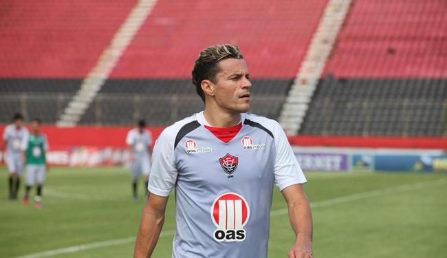 Michel espera um Barradão lotado para o jogo deste domingo contra o Corinthians - Foto: Edilson Lima | Ag. A TARDE