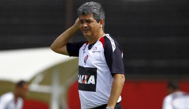 Diretoria do Santos vê o técnico Ney Franco como boa opção para a temporada 2014 - Foto: Eduardo Martins | Ag. A Tarde