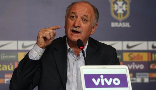 Técnico chegou a ameaçar se retirar da sala de entrevistas após uma das perguntas dos jornalistas - Foto: BRUNO DOMINGOS / MOWA PRESS