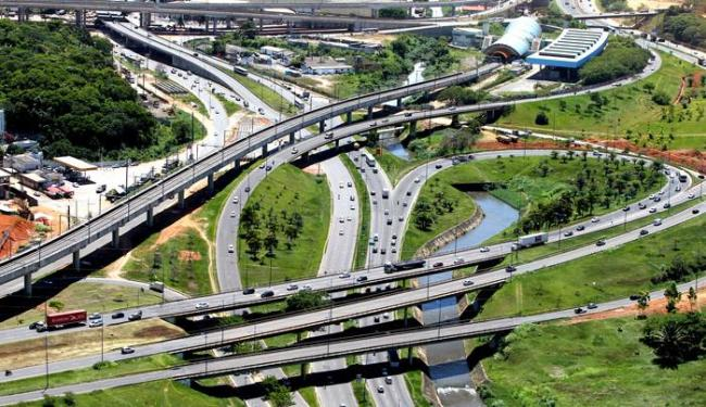 Via liga a BR-324 ao Porto de Salvador - Foto: Divulgação
