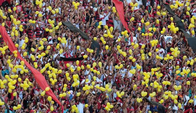 Mais de 30 mil ingressos já foram vendidos para duelo contra o Corinthians - Foto: Eduardo Martins | Ag. A TARDE