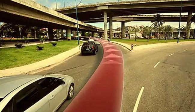 Vídeo mostra aos motoristas as alternativas da via - Foto: Reprodução