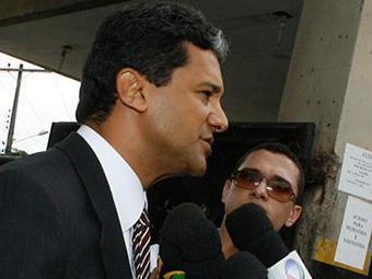 Vivaldo Amaral justificou saída do caso por