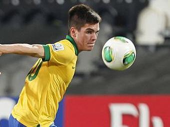 Nathan empatou o jogo aos 40 minutos do segundo tempo e levou a decisão para os pênaltis - Foto: Rafael Ribeiro l CBF