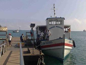 Treze lanchas vão operar a partir de 11h30 - Foto: Edilson Lima   Ag. A TARDE