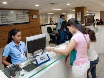 Os serviços mais procurados são agendamento e emissão de CPF - Foto: SAC | Divulgação