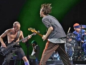 Red Hot Chilli Peppers - Foto: Divulgação   Ecker11