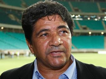 O presidente da FBF, Ednaldo Rodrigues, se reúne com clubes para definir disputa do Estadual - Foto: Joá Souza/ Ag. A Tarde
