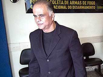 Marcos Valério já começa a cumprir pena em regime fechado - Foto: Jackson Romanelli | Infinito