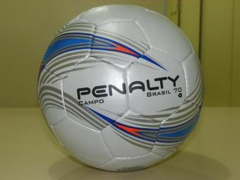 Bola predominantemente cinza será utilizada na maioria dos jogos - Foto: FBF   Divulgação