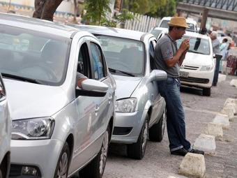 Quem está retornando encontra filas em Bom Despacho - Foto: Lúcio Távora / Arquivo A Tarde