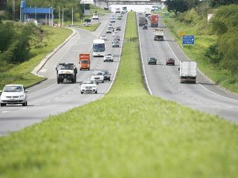A Polícia Rodoviária Federal não registrou nenhum acidente nas últimas 24h - Foto: Raul Spinassé   Ag. A TARDE