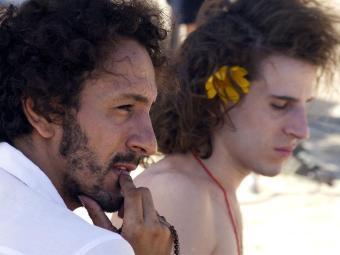 Cena do filme Tatuagem, com Rodrigo Garcia - Foto: Divulgação