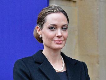 A atriz foi homenageada pelo seu trabalho com refugiados - Foto: Toby Melville | Reuters