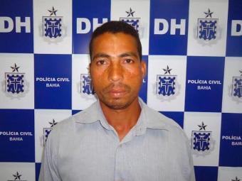 Reginaldo tentou matar vizinho com golpes de facão nas costas - Foto: Divulgação/ Polícia Civil