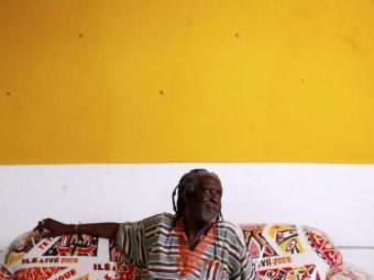 O bloco Ilê Aiyê deu partida às festividades pelos seus 40 anos de fundação - Foto: Fernando Vivas| Ag. A TARDE