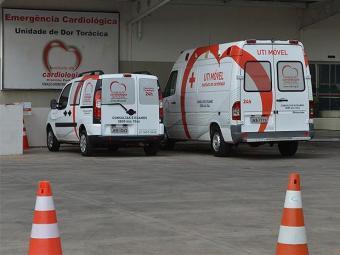 Perícia foi realizada no Instituto de Cardiologia do Distrito Federal (ICDF) - Foto: Valter Campanato / Agência Brasil