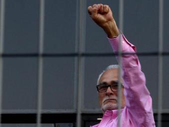Genoíno foi preso no dia 15 de novembro e pede para cumprir pena em casa - Foto: Estadão Conteúdo