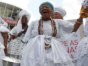 Baianas são consideradas patrimônio cultural do Brasil - Foto: Lúcio Távora   Ag. A TARDE