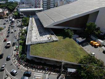 Teatro Castro Alves poderá ser tombado como Patrimônio Cultural Brasileiro - Foto: Fernando Vivas   Ag. A Tarde