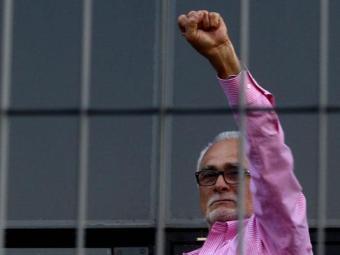 Genoíno foi preso no dia 15 de novembro e quer cumprir pena em casa - Foto: Estadão Conteúdo