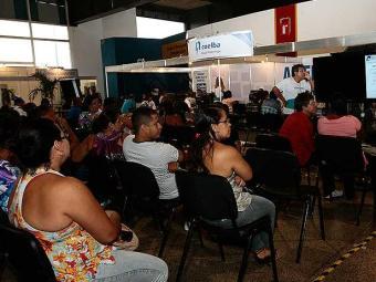 Feira do Nome Limpo vai até dia 30 deste mês no Centro de Convenções. - Foto: Mila Cordeiro I Agência A TARDE