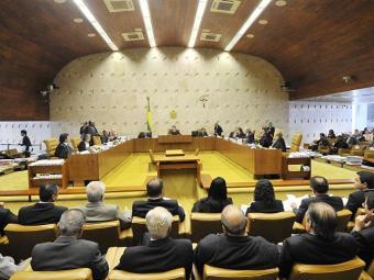 STF julgará cinco ações sobre os pacotes econômicos - Foto: Agência Brasil