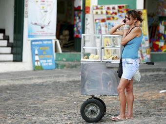 As mulheres ainda são maioria na ocupação de trabalhos precários - Foto: Fernando Vivas | Arquivo | Ag. A TARDE